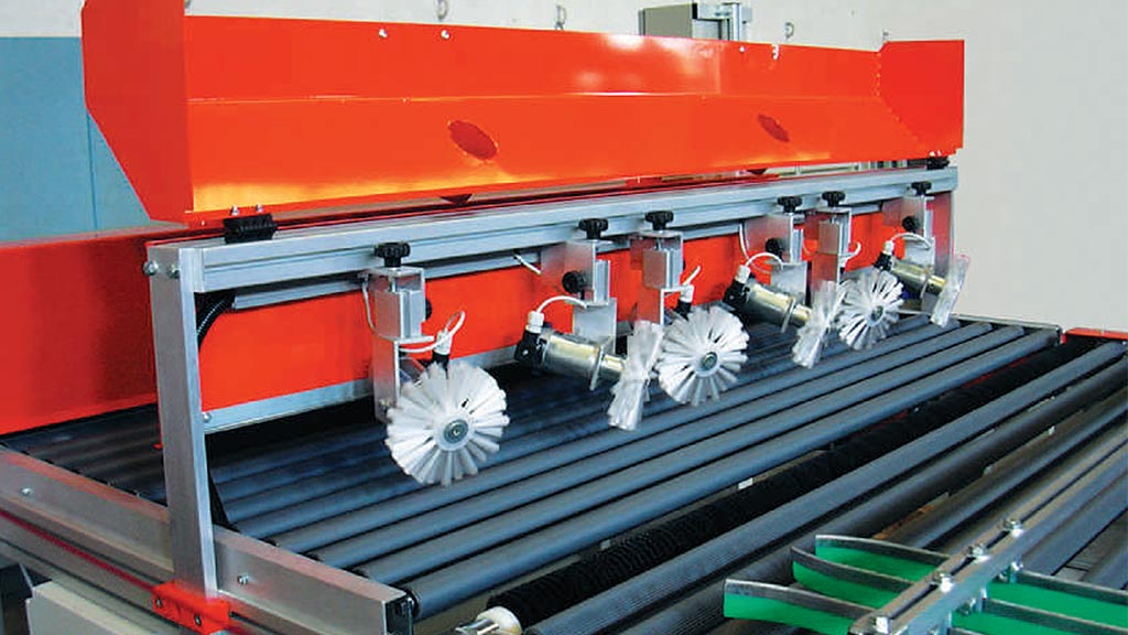 SLM6 – Tile fettling unit