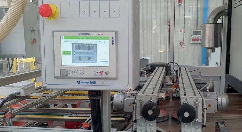 Tecnomec Borghi: Rivoluzione 4.0 Controllo e gestione della produzione per l'Industria Ceramica (IL SOLE 24 ORE)